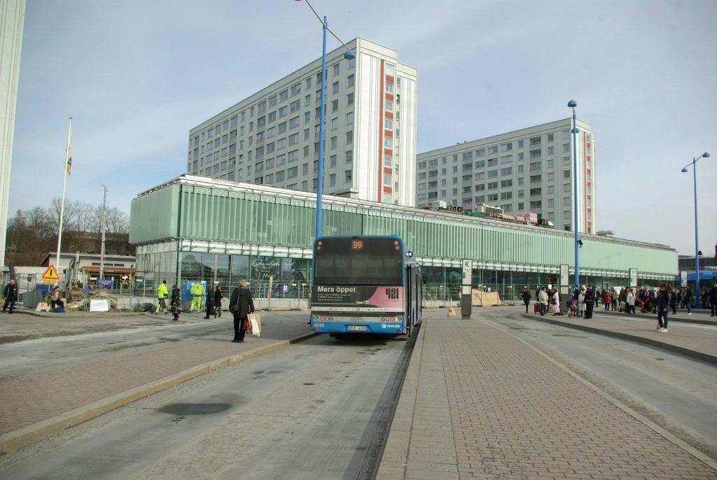 Fröunda Resecentrum, Göteborg